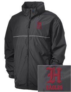 Hearne High School Eagles Embroidered Men's Element Jacket