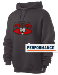 Patti Welder Middle School Panthers Russell Men's Dri-Power Hooded Sweatshirt