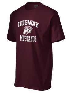 Dugway High School Mustangs Men's Essential T-Shirt
