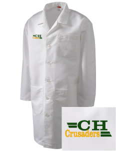 Camels Hump Middle School Crusaders Full-Length Lab Coat