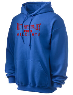 Waits River Valley Elementary School Roadrunners Ultra Blend 50/50 Hooded Sweatshirt