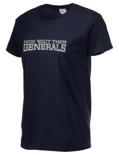 Washington-Lee High School Generals Women's 6.1 oz Ultra Cotton T-Shirt