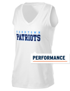 Yorktown High School Patriots Women's Performance Fitness Tank