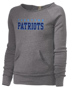 Yorktown High School Patriots Alternative Women's Maniac Sweatshirt