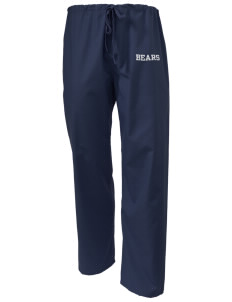 Cub Run Elementary School Bears Scrub Pants