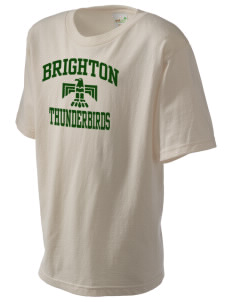 Brighton Elementary School Thunderbirds Kid's Organic T-Shirt