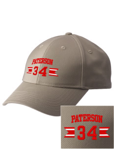 Paterson Elementary School Pioneers  Embroidered New Era Adjustable Structured Cap