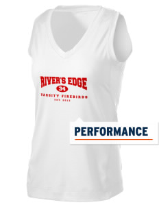 River's Edge High School Firebirds Women's Performance Fitness Tank