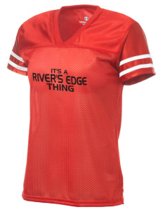 River's Edge High School Firebirds Holloway Women's Fame Replica Jersey