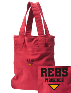 River's Edge High School Firebirds Embroidered Alternative The Berkeley Tote