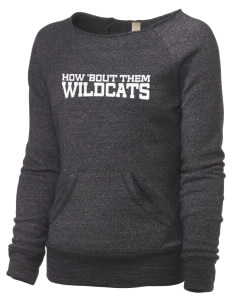 La Center High School Wildcats Alternative Women's Maniac Sweatshirt