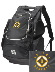 Orient Elementary School Bobcats  Embroidered OGIO Bounty Hunter Backpack