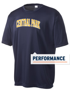 Central Park Elementary School Cougars Men's Competitor Performance T-Shirt