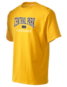 Central Park Elementary School Cougars Men's Essential T-Shirt