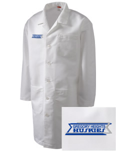 Gregory Heights Elementary School Huskies Full-Length Lab Coat