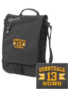 Sunnydale Elementary School Suns Embroidered OGIO Module Sleeve for Tablets