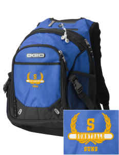 Sunnydale Elementary School Suns Embroidered OGIO Fugitive Backpack