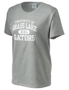 Grass Lake Elementary School Gators Women's Essential T-Shirt