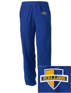 Kellogg Middle School Knights Embroidered Holloway Men's Flash Warmup Pants