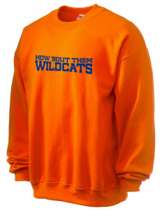 Syre Elementary School Wildcats Ultra Blend 50/50 Crewneck Sweatshirt