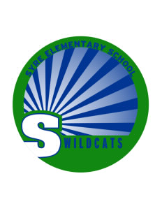 Syre Elementary School Wildcats Sticker