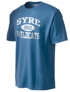 Syre Elementary School Wildcats Men's Essential T-Shirt