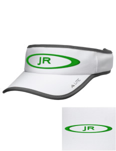 John Rogers Elementary School Otters Embroidered Lite Series Active Visor