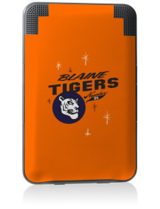 Catherine Blaine School Tigers Kindle Keyboard 3G Skin