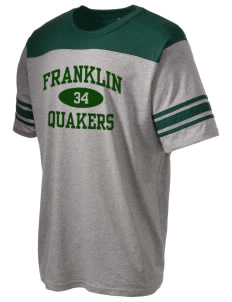 Franklin High School Quakers Holloway Men's Champ T-Shirt