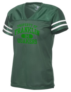 Franklin High School Quakers Holloway Women's Fame Replica Jersey