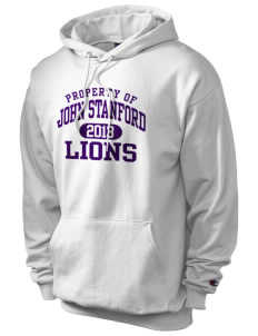 John Stanford International School Lions Champion Men's Hooded Sweatshirt