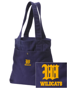 Whittier Elementary School Wildcats Embroidered Alternative The Berkeley Tote
