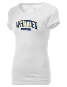 Whittier Elementary School Wildcats Holloway Women's Groove T-Shirt