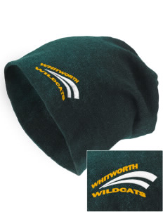 Whitworth Elementary School Wildcats Embroidered Slouch Beanie
