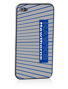 Hawthorne Elementary School Hawks Apple iPhone 4/4S Skin
