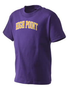 High Point Elementary School Huskies Kid's T-Shirt