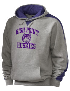 High Point Elementary School Huskies Holloway Men's Hooded Sweatshirt