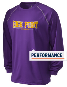 High Point Elementary School Huskies Holloway Men's Fuel Performance Long Sleeve T-Shirt