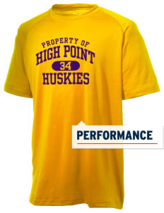 High Point Elementary School Huskies Men's Ultimate Performance T-Shirt
