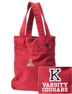Kimball Elementary School Cougars Embroidered Alternative The Berkeley Tote
