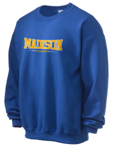 Madison Middle School Bulldogs Ultra Blend 50/50 Crewneck Sweatshirt