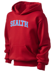 Sealth High School Seahawks Kid's Hooded Sweatshirt