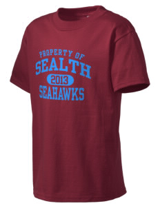 Sealth High School Seahawks Kid's Essential T-Shirt