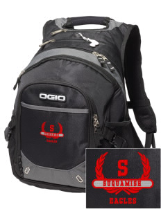Suquamish Elementary School Eagles Embroidered OGIO Fugitive Backpack