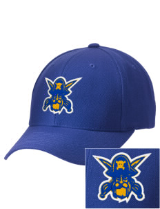 Adna Senior High School Pirates Embroidered Wool Adjustable Cap