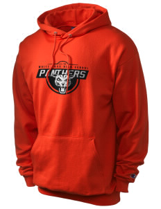 White Pass Senior High School Panthers Champion Men's Hooded Sweatshirt