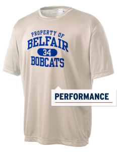 Belfair Elementary School Bobcats Men's Competitor Performance T-Shirt