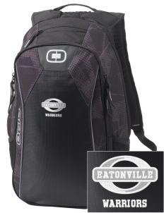 Eatonville Elementary School Warriors Embroidered OGIO Marshall Backpack