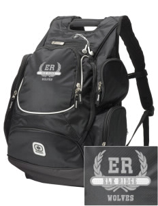 Elk Ridge Elementary School Wolves  Embroidered OGIO Bounty Hunter Backpack