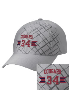 Westgate Elementary School Cougars Embroidered Mixed Media Cap